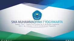 VIDEO PPDB SMA Muh 7 Yogya