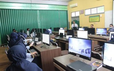 SMA Muhammadiyah 7 Yogyakarta Menjalin Kerjasama Bidang Teknologi Informasi Bidang Videografi dengan FTI UAD